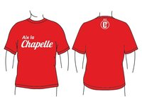Aix la Chapelle T-Shirt Damen
