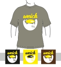 Weichei T-Shirt Kinder