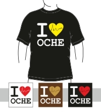 I love Oche T-Shirt Baby